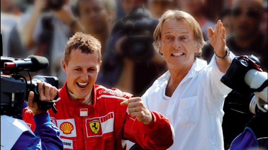Montezemolo lascia Ferrari