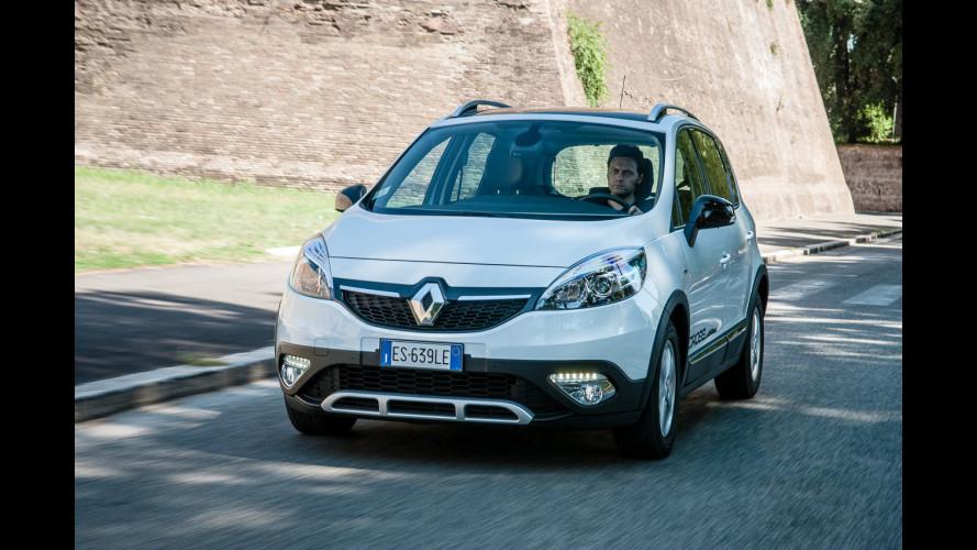 Renault Scenic Xmod Cross Energy 1.5 dCi 110cv S&S