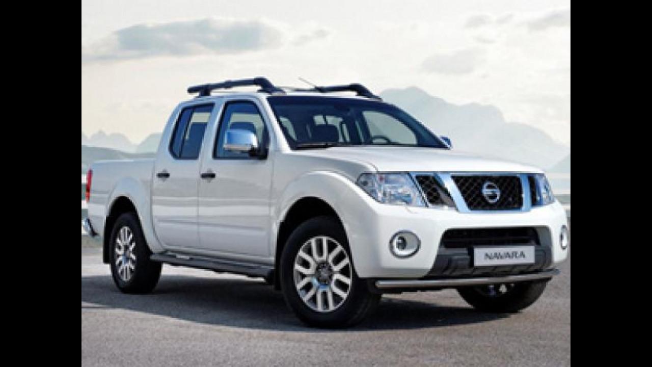 [Copertina] - Nissan Navara, anche i pick-up sono high tech