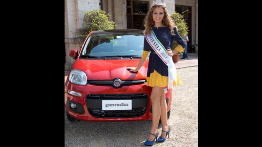 Miss Italia 2012, Giusy Buscemi, ha preso la patente