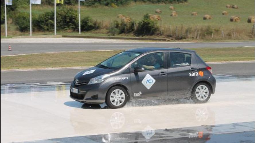 Sicurezza stradale e neopatentati, tornano i corsi di guida
