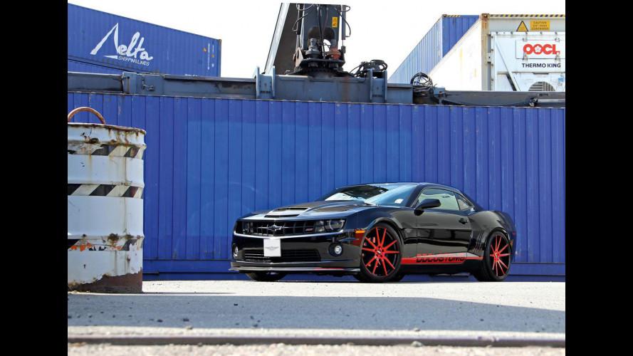 DD Customs Chevrolet Camaro SS, quella