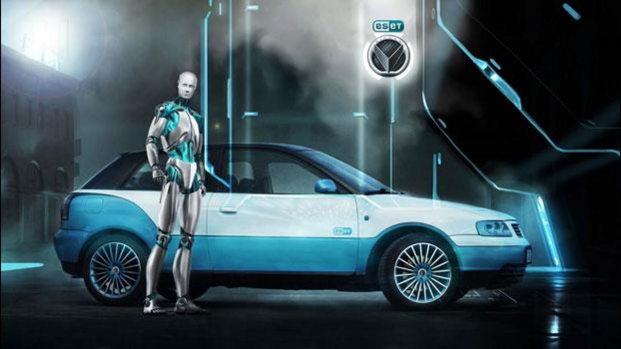 [Copertina] - Audi A3 Eset by Vilner Studio