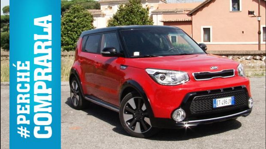 Kia Soul, perché comprarla... e perché no [VIDEO]