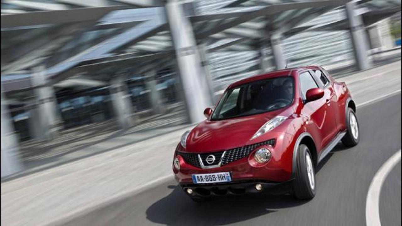 [Copertina] - Nissan Juke: arriva il nuovo motore 1.5 dCi