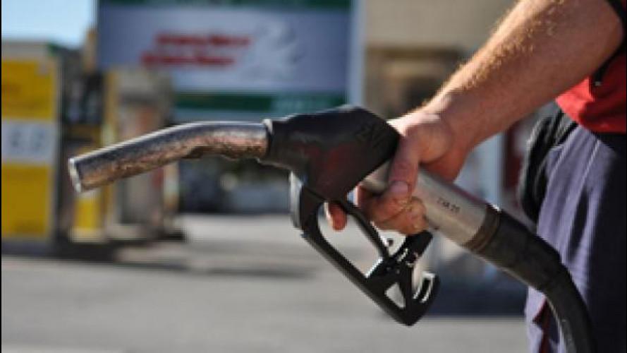 Prezzo benzina: è ancora record con 1,918 euro al litro