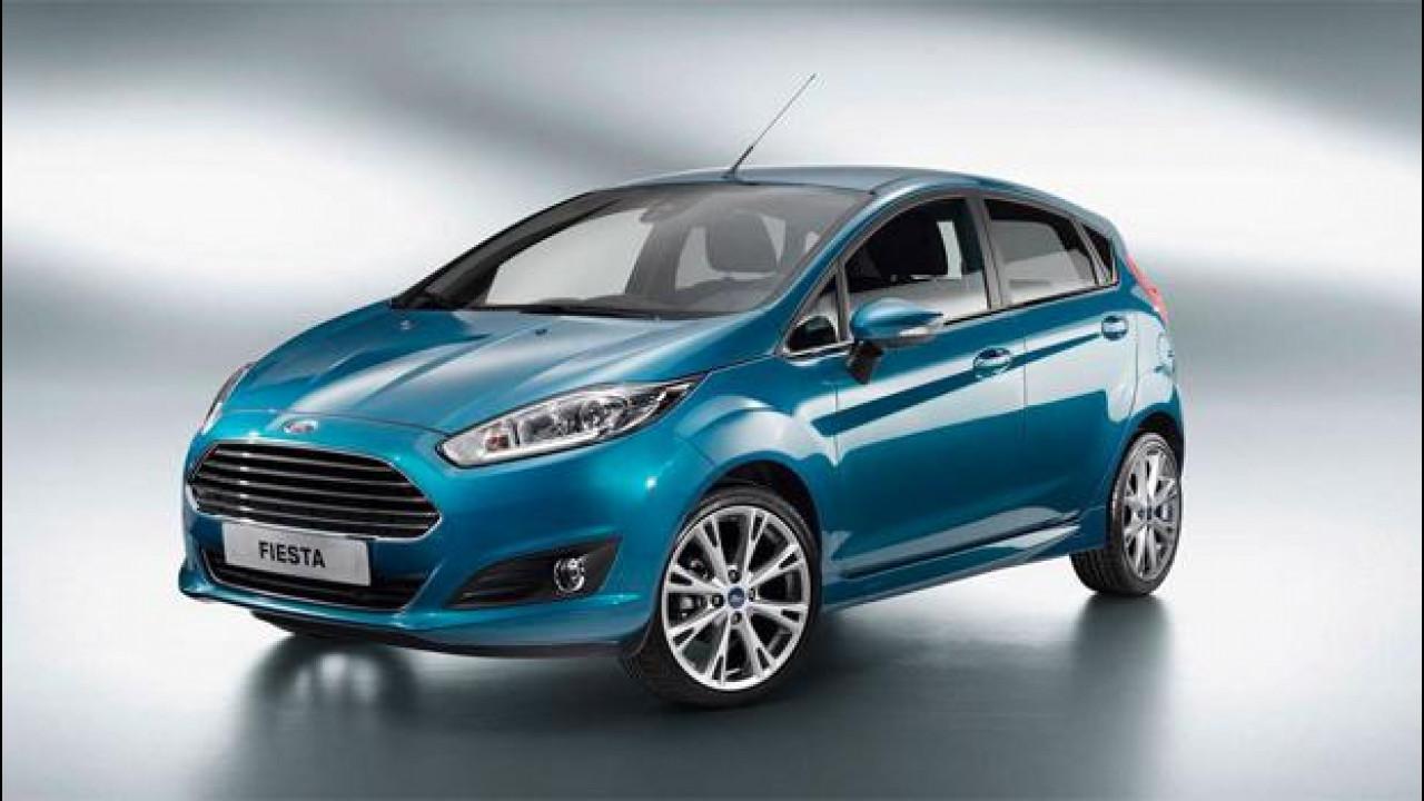 [Copertina] - Ford Fiesta restyling: 2.000 euro di sconto sul prezzo di lancio