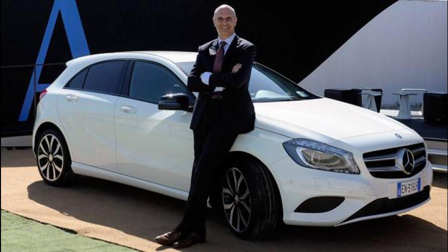 Nuova Mercedes Classe A,