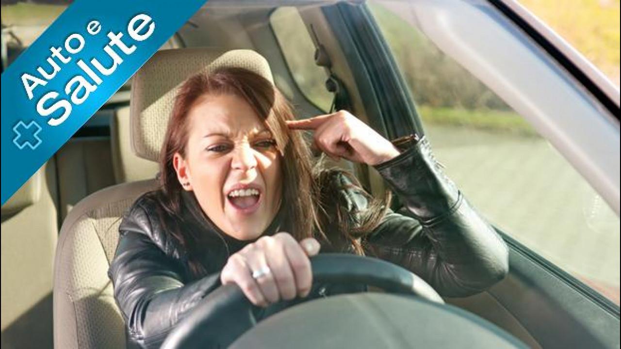 [Copertina] - Stress al volante: ne soffre un automobilista su due