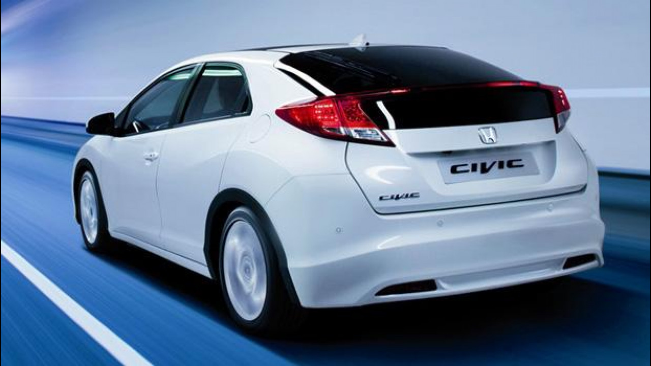 [Copertina] - Honda Civic 2.2 i-DTEC Executive Advanced Safety Pack
