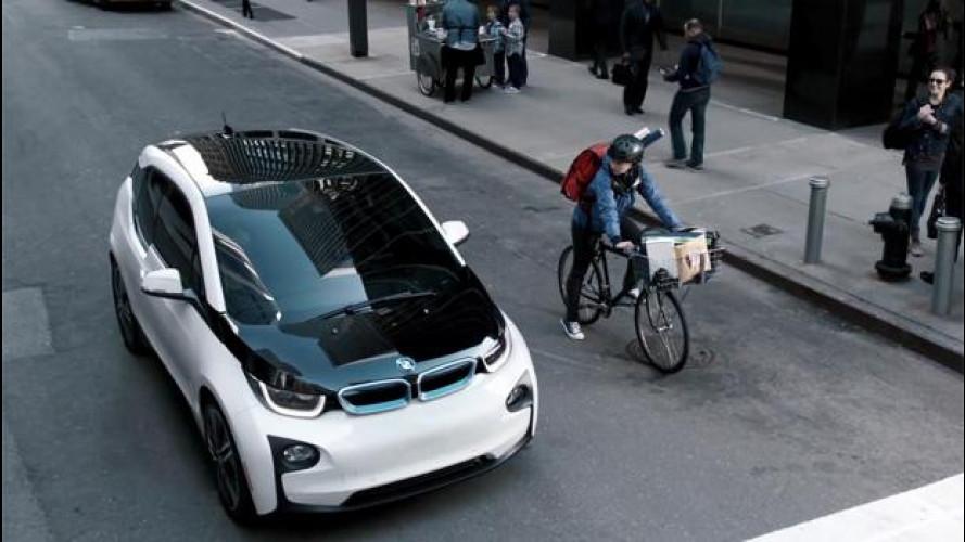 BMW i3, l'auto elettrica oggi, come Internet ieri