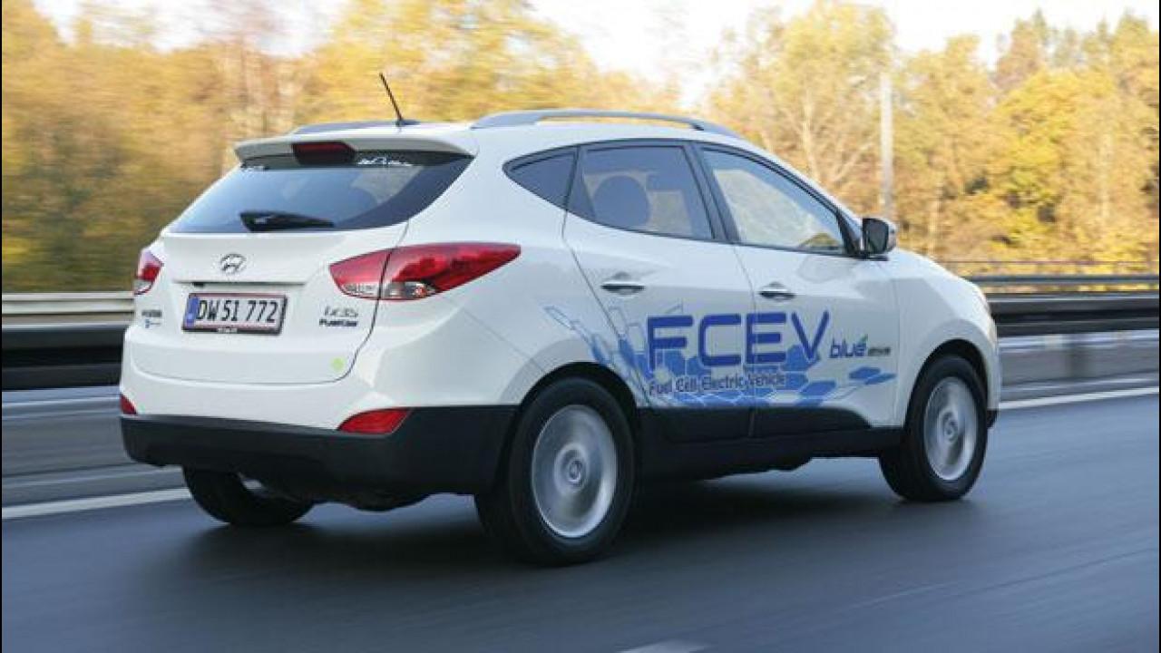 [Copertina] - Hyundai ix35 Fuel Cell