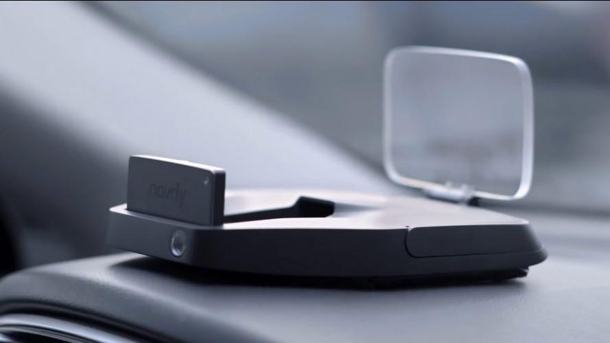 Head-up display per smartphone, proiettato verso il futuro