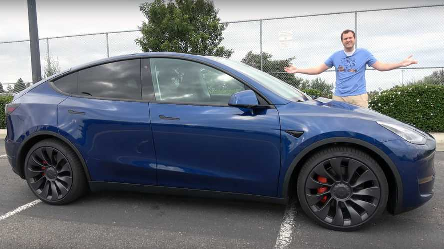 Doug DeMuro Tests Tesla Model Y: With 7 Seats, It's The Best Tesla Yet