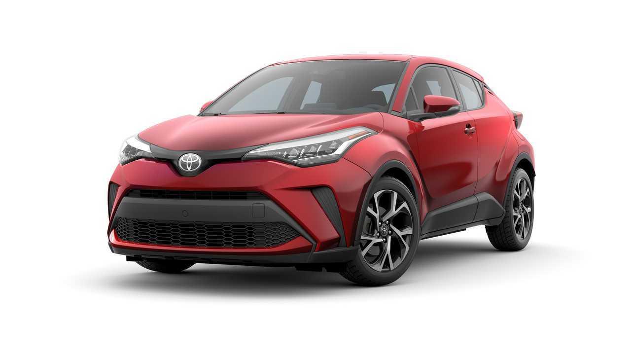 11. Toyota C-HR
