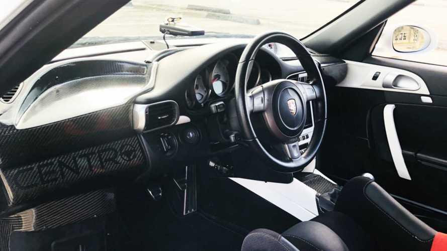 Porsche 911, volante al centro come sulla McLaren F1