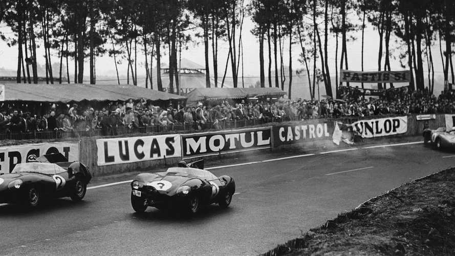 LAT Archive: Why the Jaguar D-type is so iconic