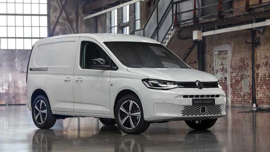 Nuovo Volkswagen Caddy, la quinta generazione è la più tecnologica