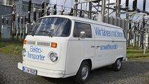VW T2 Elektro von 1978: Bulli unter Strom