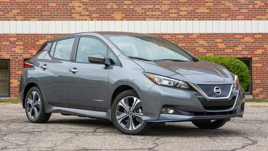 In Q1 2020, Nissan Sold Close To 2,000 LEAFs In U.S.