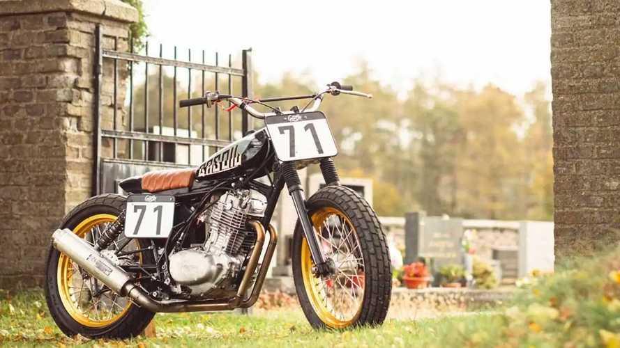 Mata Hari: Honda XL500