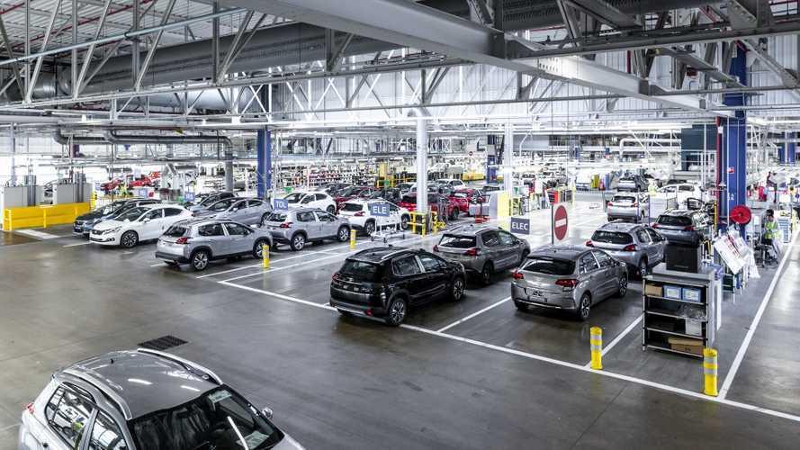 PSA va investir 200 millions d'euros dans l'usine de Mulhouse