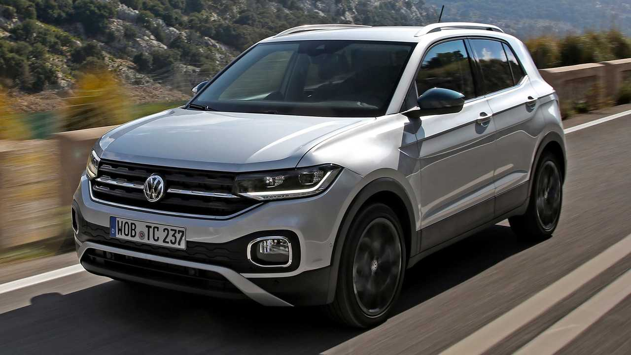 Volkswagen T-Cross 1.5 TSI DSG