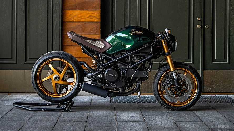 Behold, This Gorgeous Ducati S2R 800 Custom By Kickass Tuning