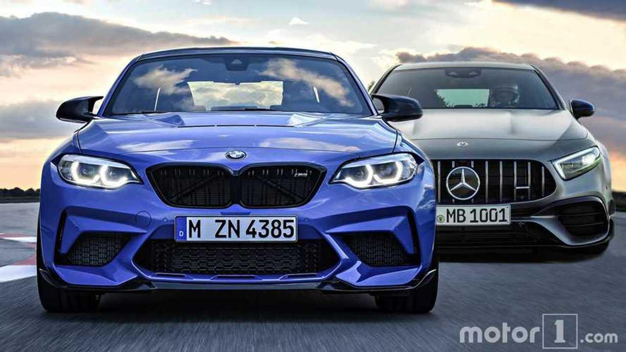 BMW M vs AMG