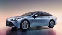 Toyota Mirai (2020): Das kostet die Neuauflage