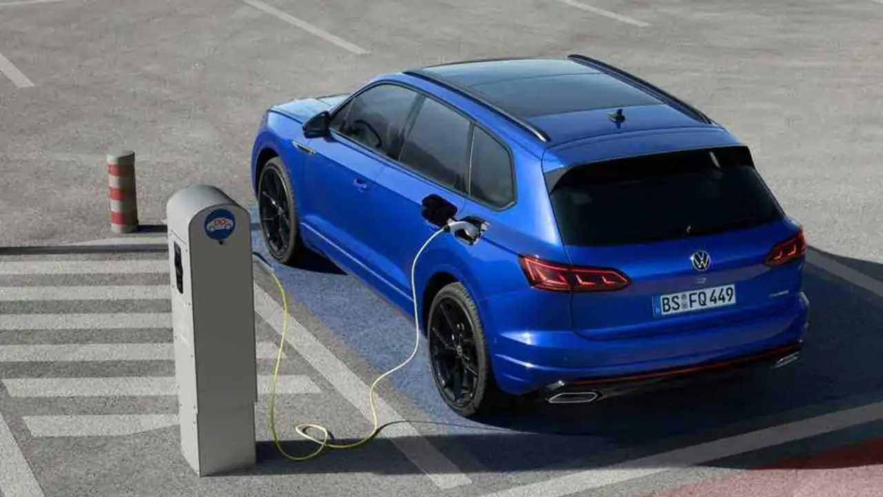 VW Touareg R (noch 2020)