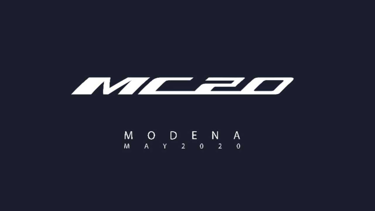 Maserati MC20 Electric Super Sports Car To Be Unveiled In May 2020