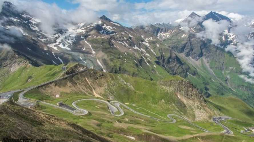 Motorcycle Tour Company Announces Alps Adventure