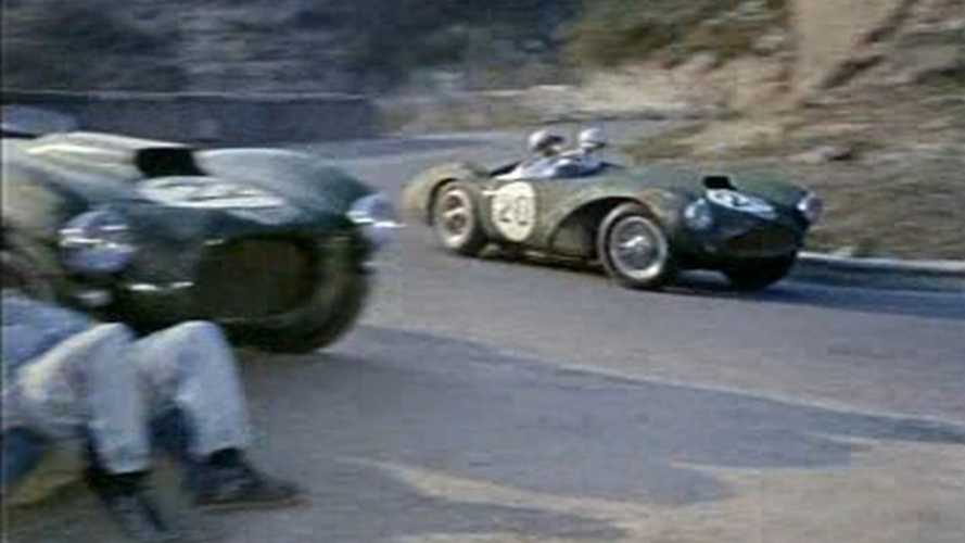 Classic Cars on Film: Checkpoint
