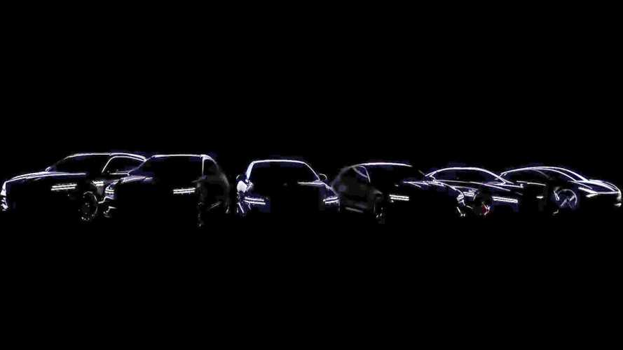 Genesis Seemingly Teases GV70 And G70 Wagon