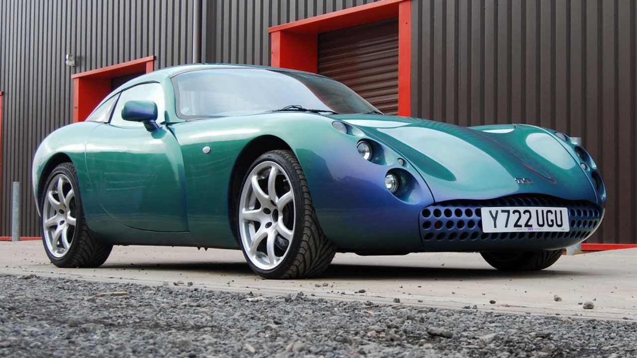 TVR Tuscan (1999-2006)