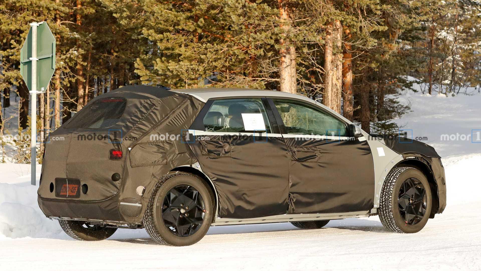 2021 Hyundai EV/45 7