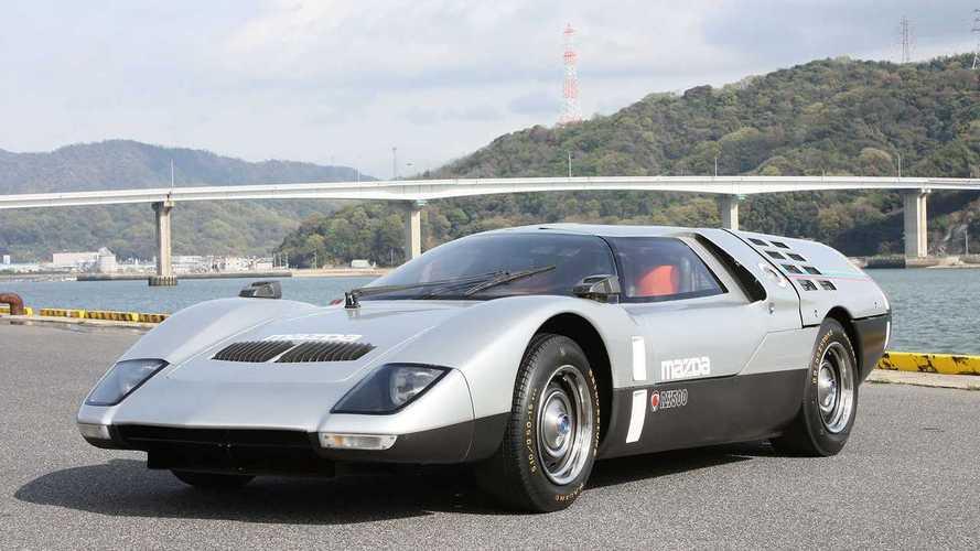 Prototipos olvidados: Mazda RX-500 (1970)