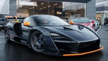 Senna Le Mans Edition From McLaren Glasgow