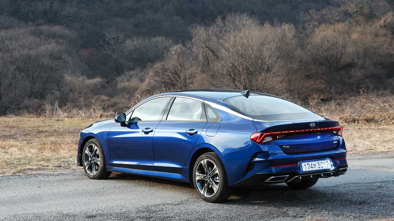2021 kia optima first drive review promising preview
