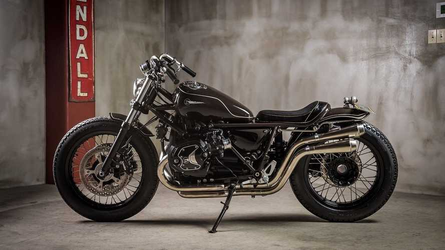 "BMW R nineT ""Bull Face"", il brat-boxer di Heiwa Motorcycle"