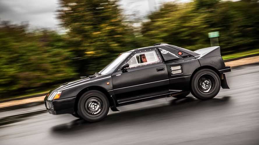 Toyota MR2 WRC (222D) de 1985