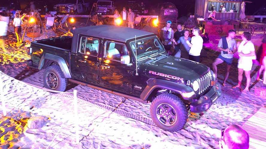 Jeep Gladiator é mostrada na Argentina e chega ao Brasil em 2020