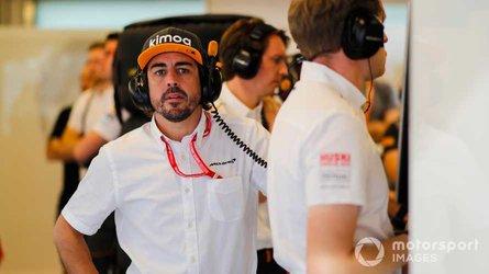 Alonso no longer a McLaren ambassador