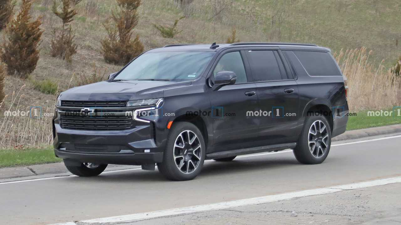 Concept When Will The 2021 Chevrolet Suburban Be Released