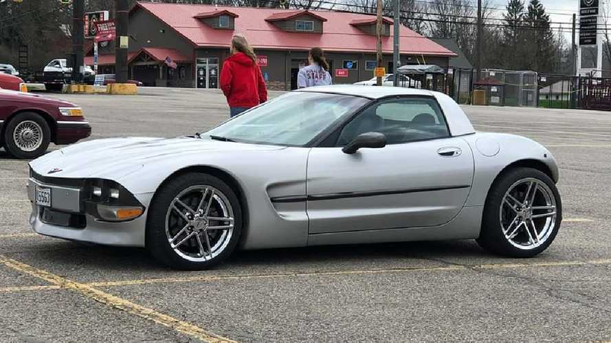 This Shorty C5 Chevy Corvette Begs The Question: Why?