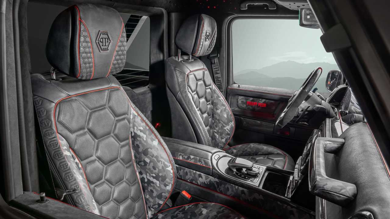 Mansory Mercedes-AMG G63 Star Trooper by Philipp Plein