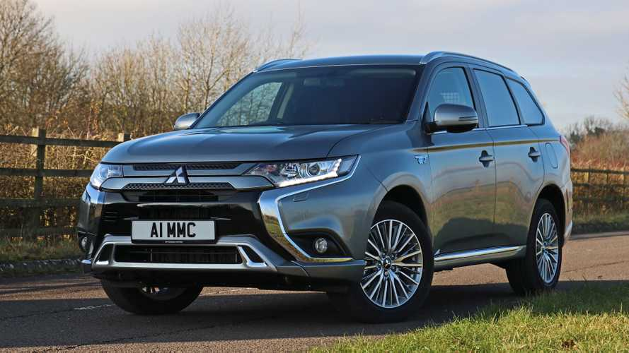 Mitsubishi creates top-spec van version of Outlander PHEV SUV
