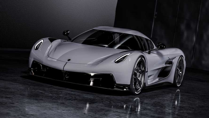 Jesko Absolut Debuts As The Fastest Car Koenigsegg Will Ever Make