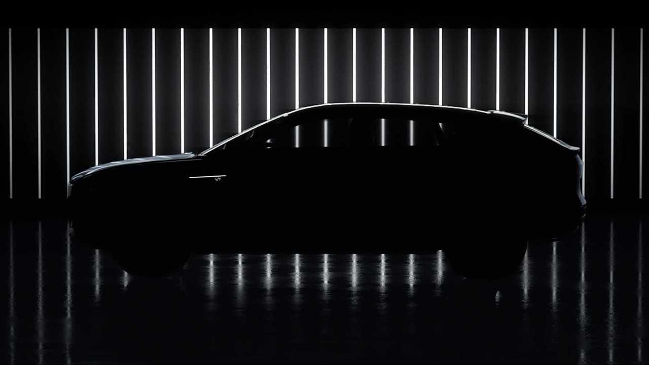 Cadillac Lyriq Silhouette